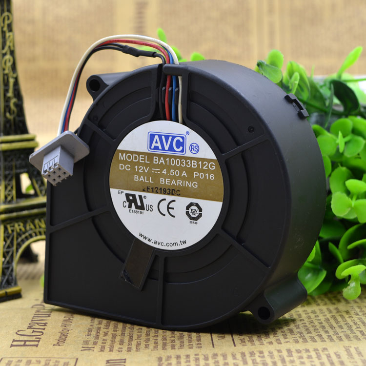 Free Delivery. Big air volume fan High speed blower 9733 BA10033B12G 12 v 4.5 A free delivery high quality dc 12 v switching high current car fan gm stepless speed regulator the biggest support 5 a