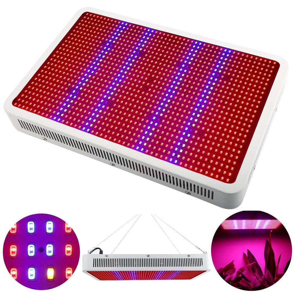 4PCS/Lot 1200W Full Spectrum LED Grow Light Hydroponics Garden Lamp Best for Medicinal Plants Growth Flowering Wholesale 90w ufo led grow light 90 pcs leds for hydroponics lighting dropshipping 90w led grow light 90w plants lamp free shipping