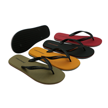 2016 Hot Sales Summer Fashion Men Flip Flops Shoes Casual Slippers Plus Size 39-44 Flat Sandals Men's Beach Slide Shoes