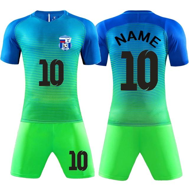 9f22a48f096df 2018 nuevos niños deportivos jersey 18-19 fútbol chándales Survetement Kits  de fútbol juvenil Futbol