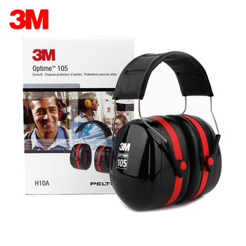 3M H10A Safety Protective Earmuffs