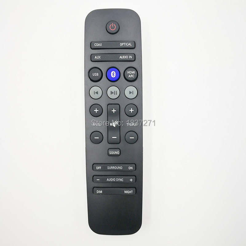 original remote control For philips HTL2163B HTL2161B HTL2153B HTL3150B HTL3140B HTL3170B HTL3160B HTL3142S HTL3140S soundbar