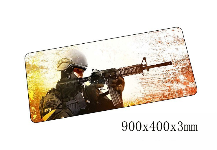 cs go mouse pads locked edge pad to mouse notbook computer mousepad 900x400x3mm gaming p ...
