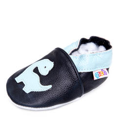 Gsch/детские тапочки для ползания мальчиков, обувь для младенцев и малышей, обувь для предварительной ходьбы, мягкая кожа, замша, подошва