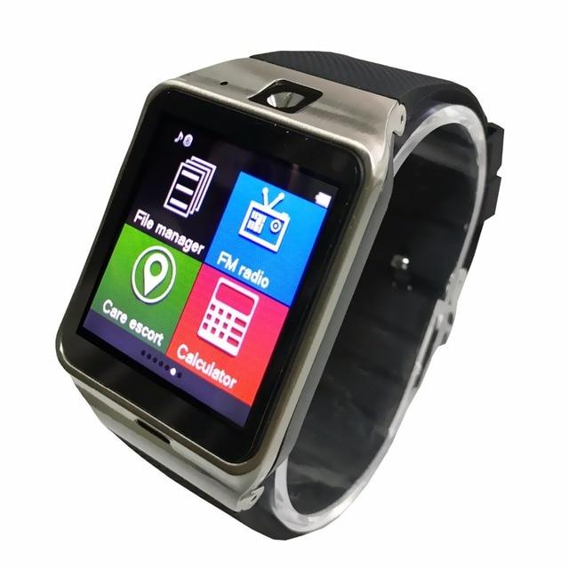 Fm-радио Smart Watch GV18 Bluetooth Smartwatch Aplus Поддержка NFC Sim 8 Г TF Карты с камерой для Android OS телефон reloj наушники