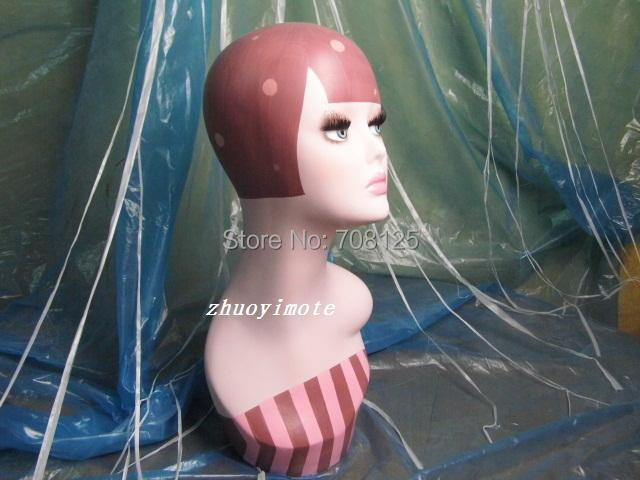 2014 Baru Kedatangan Tangan Dicat Perempuan Fiberglass Mannequin - Seni, kerajinan dan menjahit - Foto 5