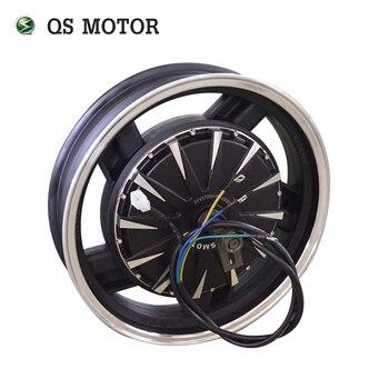 QS Motor 16*3.5inch 48V 2000W 260 35H V1 E-Scooter Wheel Hub Motor