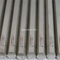 5pcs Ti Titanium Alloy Metal Grade 5 Hex Bar Hexagonal Rods Gr5 Hexagon Bars S27 27mm