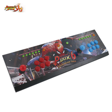 Classic design arcade game controller with jamma multi board Pandoras Box 6,DIY home machine 1300 games