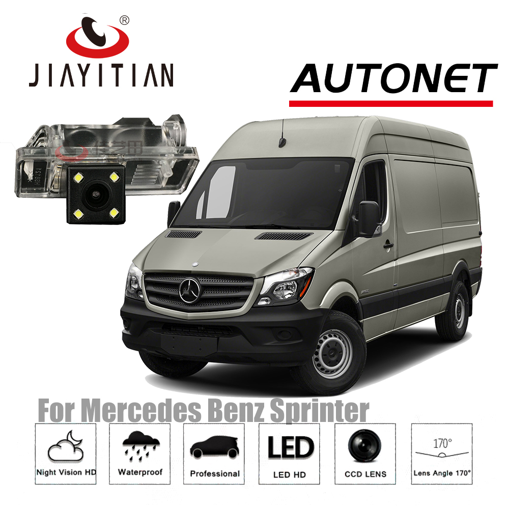 JiaYiTian Rear Camera For Mercedes Benz Sprinter CCD Night Vision Parking Camera/License Plate Camera Backup Camera