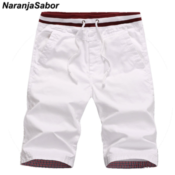 Men's Summer Shorts New Homme Beach Slim Fit Shorts