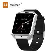 все цены на Focus Smart H5 Smart Watch Phone 2MP Camera BT4.0 GPS Nano SIM Card 1.1GHz 1G+8G Heart Rate Monitor Smartwatch Android 6.0 онлайн