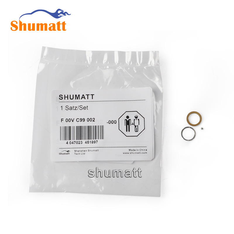 Common Rail Injector Repair Kit F00VC99002 F00VC05001 1 34mm Ball Gasket Seal for 120 Series Wholesale