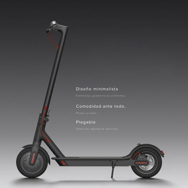 Xiaomi M365 adulte scooter électrique planche à roulettes Mini pliable Hoverboard longboard 2 roues Patinete Electrico adulte 30 km Scooter - 6
