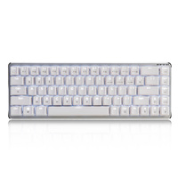 Ajazz Zinic wireless bluetooth 68 Keys Mechanical Keyboard All Metal Body Switches Black/Blue/Brown/Red Axis Dual mode Backlight