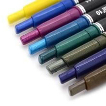 New Brand Makeup 16 Colors 2 In 1 Kajal Smoky Eyeshadow Eyeliner Pencil Make Up Eye