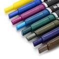 Nova marca beijo beleza maquiagem 16 cores 2 em 1 Kajal & Smoky sombra lápis delineador maquiagem caneta lápis de olho à prova d ' água cosméticos