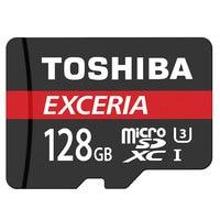 TOSHIBA Memory Card 16G 32G SDHC 64G 128G SDXC U3 Micro SD Class 10 Micro SD