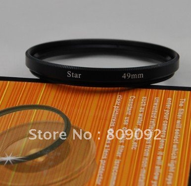 Фильтр объектива камеры GODOX 49 мм Star 6 Point 6PT