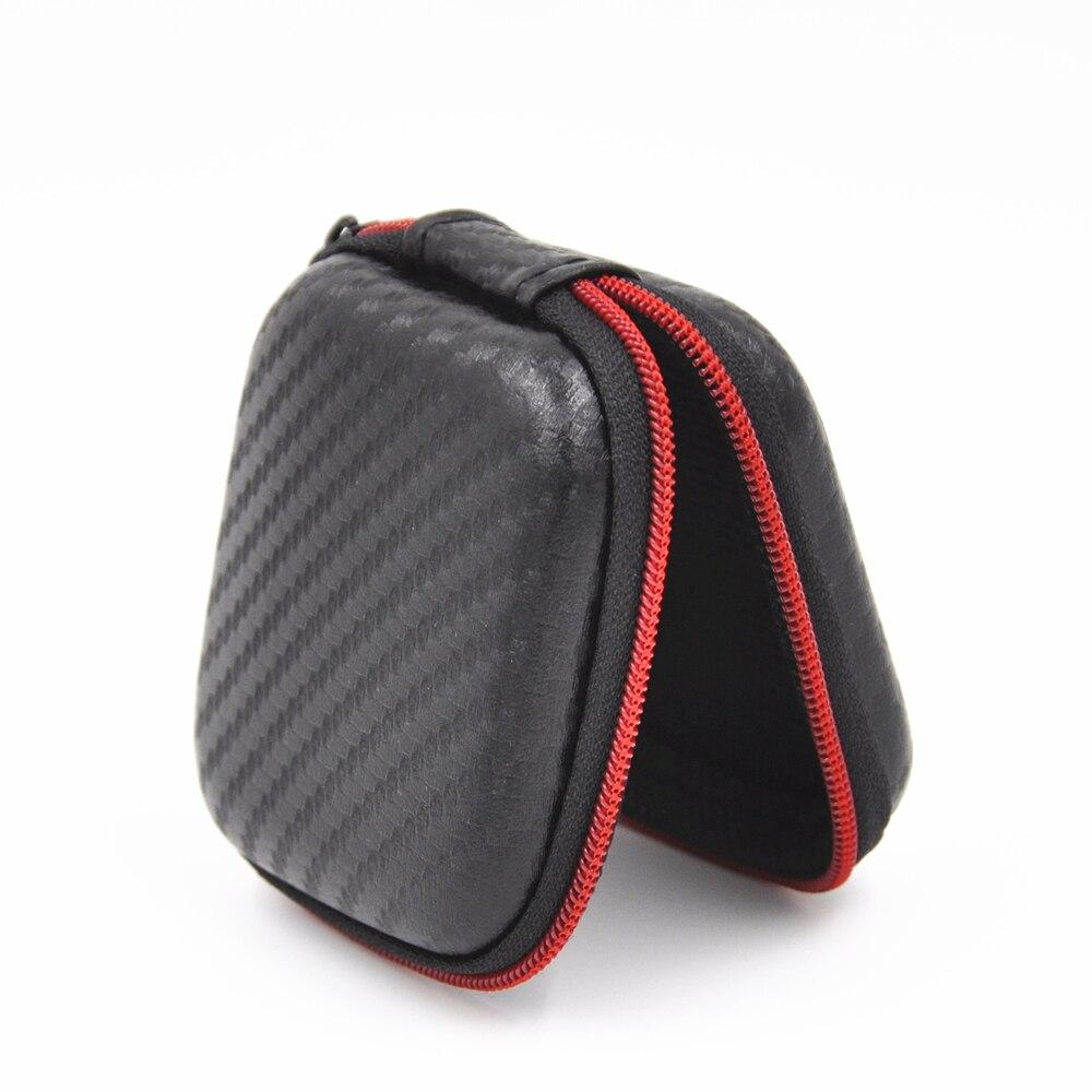 Original Kz Case Bag High End In Ear Earphone Headphones Storage Case Bag Earphone Case Bag Consumer Electronics Portable Audio & Video