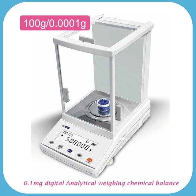 01 Mg Digital Neraca Analitik Timbangan Keseimbangan Dalam