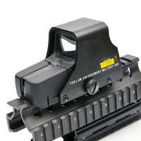 Collimator Holographic Sight Red And Green Dot Optic Sight Reflex Sight With 20mm Rail Mounts