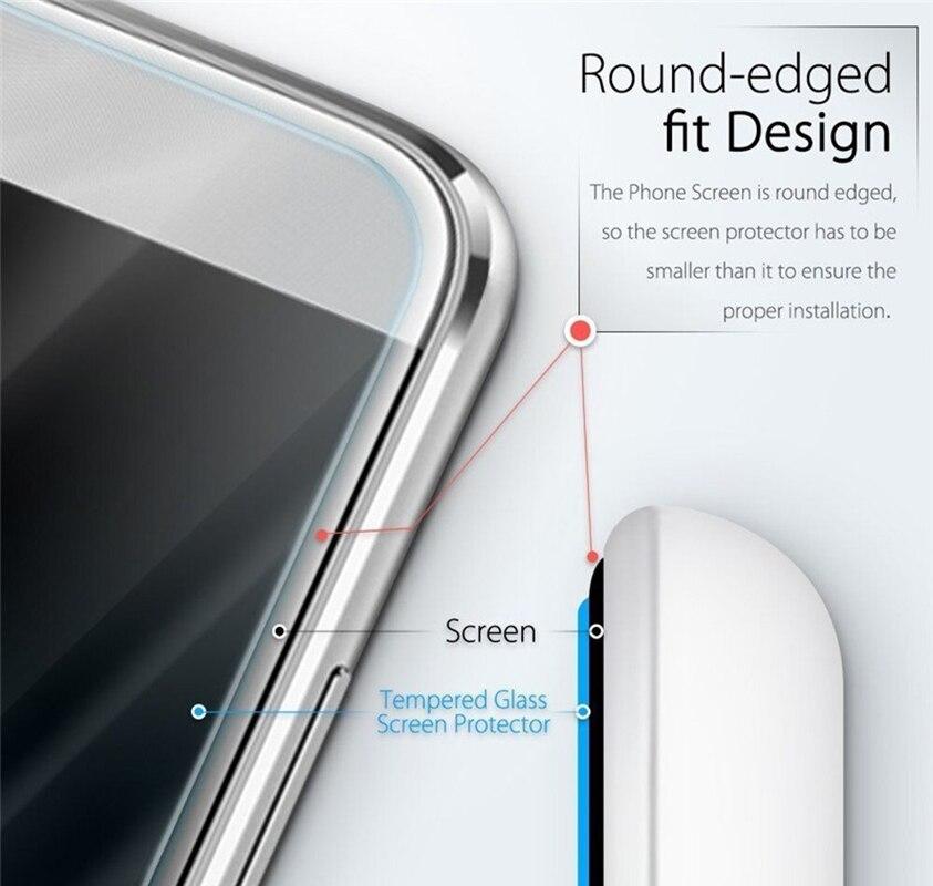 Image 3 - 9 H Защитное стекло для Huawei Honor 8 8X 8C 8 S закаленное Huavei Huawey Honer 8 Lite pro 8A Защитная пленка 2.5D-in Защита экрана телефона from Мобильные телефоны и телекоммуникации