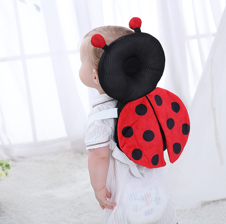 Infants Learn To Walk Head Pillows Breathable Protection Cushion Anti-fall Pillow Protect Backpack Safety Baby Head Protector