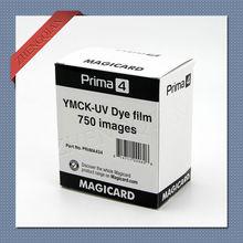 Original Magicard Prima434 YMCK UV Color Ribbon for id card printer 750 prints