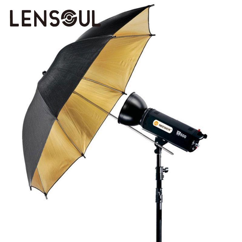 Reflective Umbrella Softbox: Lensoul 83CM Reflective Umbrella Photo Studio Photography