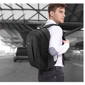 Image 2 - Tigernu USB Waterproof Anti Theft Backpacks for Men 15.6 inch Laptop Male Backpack for Travel School Bags for Teenager Mochila
