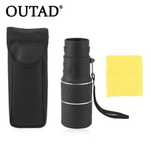 Best Buy OUTAD 16×52 High Definition Compact Monocular Zoom Telescope Scope Coating Optic Lenses For Hunting Camping Surveillance