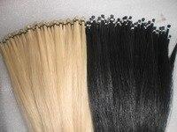200 Hanks Violin Bow Hair Including 100 White And 100 Black All Stallion Horse Hair