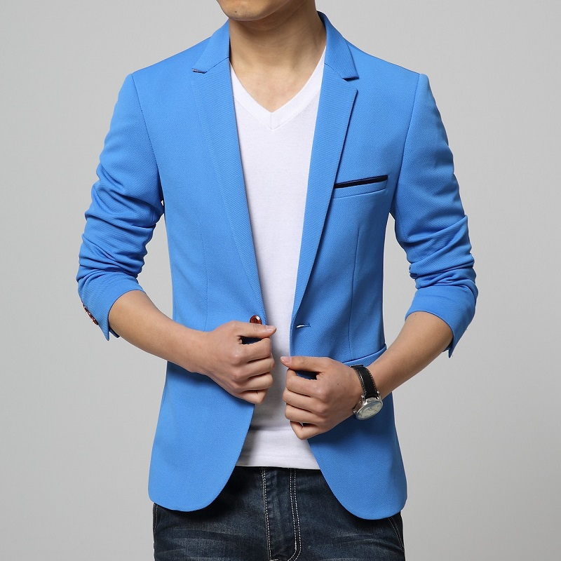 Casual Blazers For Men Photo Album - Reikian