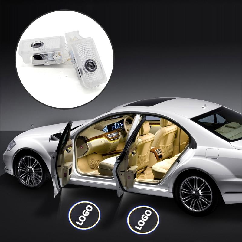 Atreus 2x LED-luč za luči 12V avtomobilska lučka za dobrodošlico - Avtomobilske luči - Fotografija 6