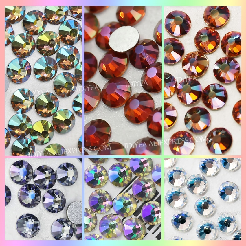 2019 NEW COLOURS ! ss3-ss30 All sizes Amber Wine 3D nail art rhinestone for DIY design Non hotfix crystals glitters strass stone2019 NEW COLOURS ! ss3-ss30 All sizes Amber Wine 3D nail art rhinestone for DIY design Non hotfix crystals glitters strass stone