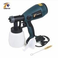 500W Electric Spray Gun High pressure High Atomized Paint Coating Sprayer Spray Gun Car Furniture New Plating
