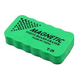 Новый 1x новый магнитная доска Ластик Drywipe очиститель маркера офисная доска