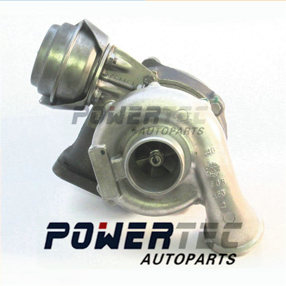 Balanced NEW turbo complete turbine turbolader GT1849V 717625 For Opel Astra G Zafira A 2.2 DTI Y22DTR 92 Kw - 125 HP 2001-2004 image