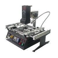 Инфракрасный пайки BGA машина IR6500 ИК паяльная реболлинга станция с подогрева площадь 240*200 мм и 6 шт. BGA джиги