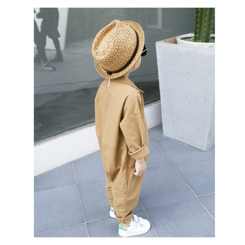 Boys' Clothing Clothing Sets 2019 Spring Summer Baby Boys Jumpsuit Clothes For 1-6 Yrs Little Boys Girls Overalls Pants Toddler Kids School Children Clothing