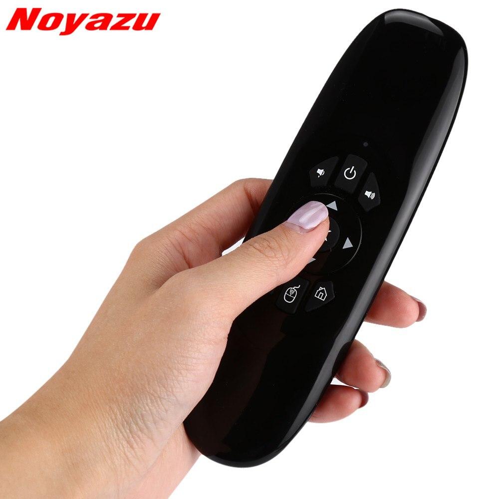2,4 GHz Wireless Gyroscope Air Maus Spiel Tastatur Android Fernbedienung Wiederaufladbare Tastatur für Smart TV Box Mini PC