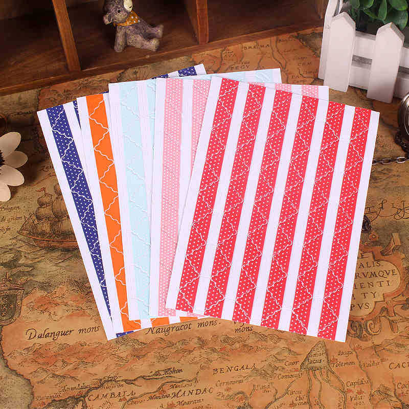 5 pcs/lot DIY photo album handmade lace accessories corner stickers handmade album corner stickers 78 into free shipping 534