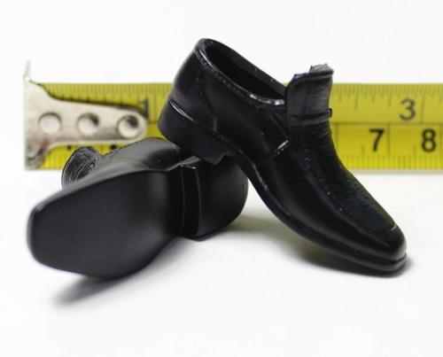 1:6 Масштаб Игрушки Кожаные Ботинки Пластиковые Современная Обувь Без Peg Соответствовать 12 ''Мужской Костюм Фигурку Accessoreis