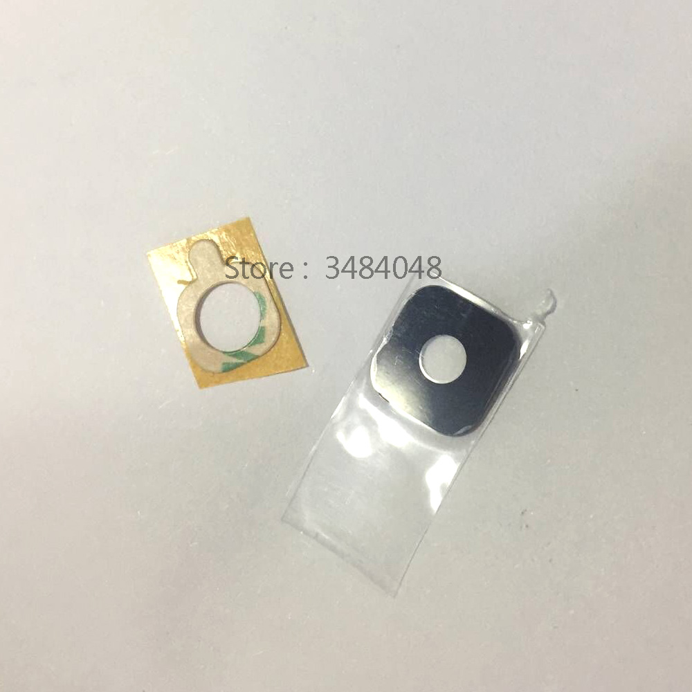 OEM Glass Material Back Camera Cover Lens With Sticker For Samsung Galaxy A3 A310 A5 A510 A710 2016