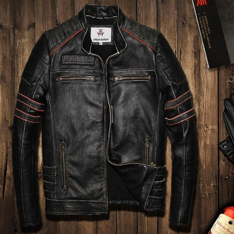 Leather Jacket Harley Promotion-Shop for Promotional Leather ...
