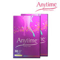 500 Boxes 155cm Panty Liner Women Feminine Hygiene Products Anion Cotton Sanitary Napkin Medicated Lady Sanitary Pads