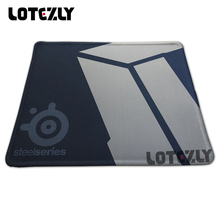 Stitched Edge Mouse Pad PC Computer Laptop Gaming Mice Play Mat Rubber Non-slip Mousepad For Steelseries CS GO Game Mousemat