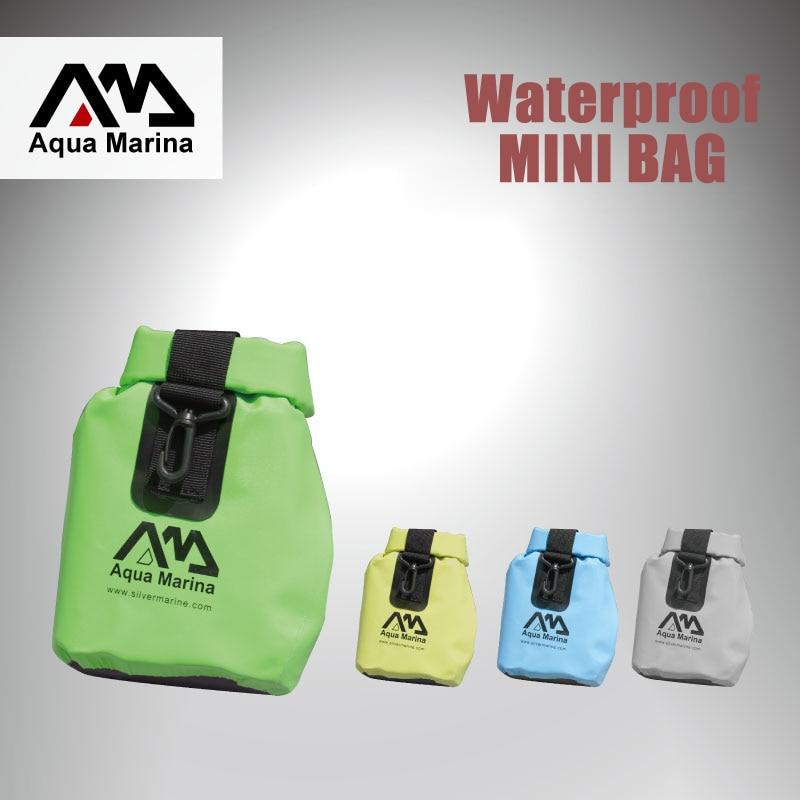 Waterproof Waist Bag Travel Carry Bag Laminated PVC Material Aqua Marina For Keys Mobile Cash Water Sport Accessory A05009