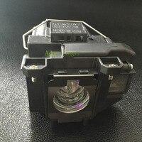 Replacement Projector Original Lamp ELPLP67 For Epson PowerLite 1221 PowerLite 1261W S11 X12 EX3210 EX5210 Projectors